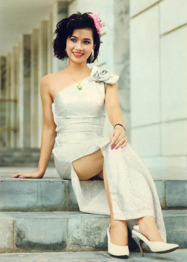 Bùi Bích Phương Hoa hậu Việt Nam 1988
