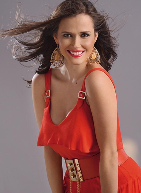 María Julia Mantilla Hoa hậu Thế giới 2004