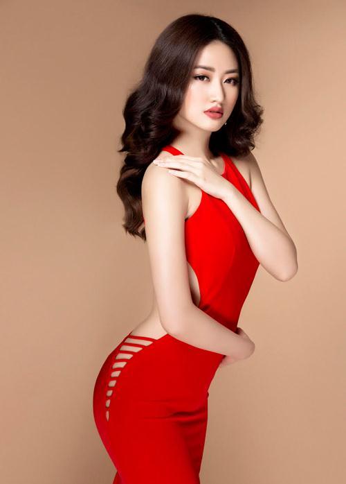 Phan Thu Ngân Hoa hậu Việt Nam 2000