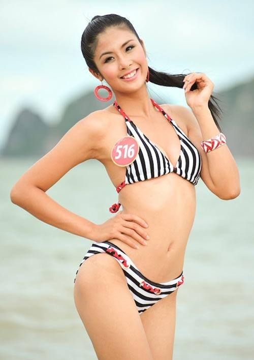 Đặng Thị Ngọc Hân Hoa hậu Việt Nam 2010