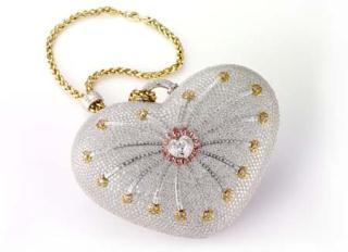 Những chiếc ví nữ đắt nhất thế giới