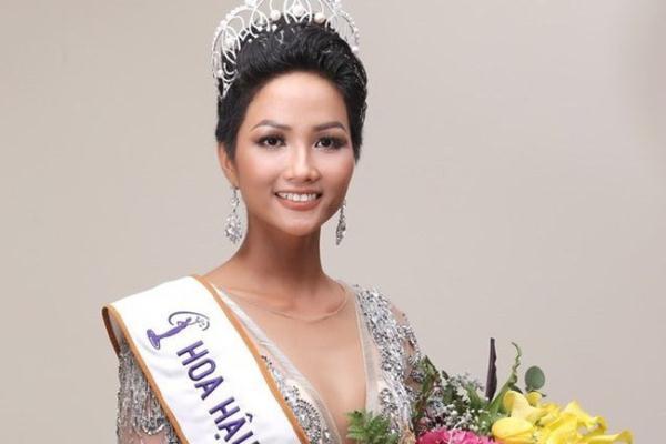 H'Hen Niê Hoa hậu Việt Nam 2018