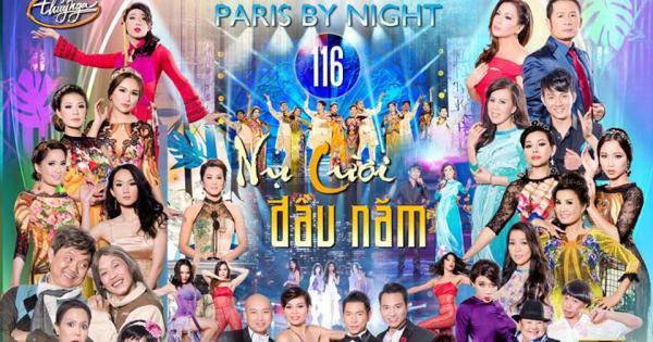 Paris By Night 116